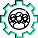 scalability business intelligence services icon