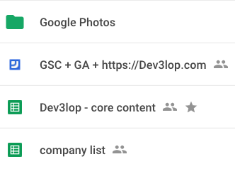 embed google data studio- zoom in on file types in google drive - embed google data studio