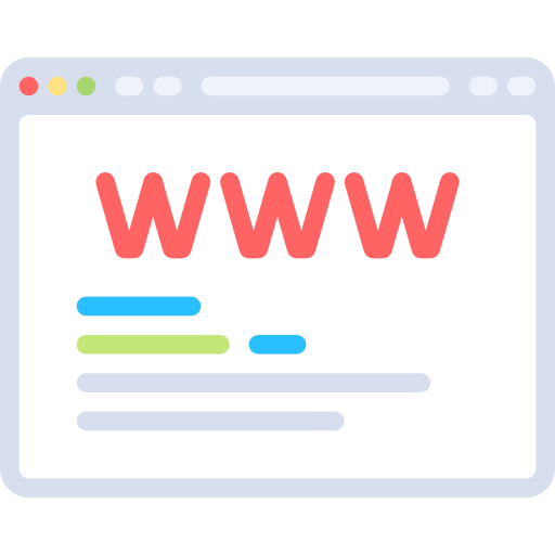 Pick a website platform and add your domain to it