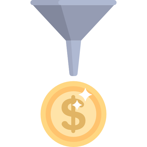 Pick where to buy domain names revenue funnel