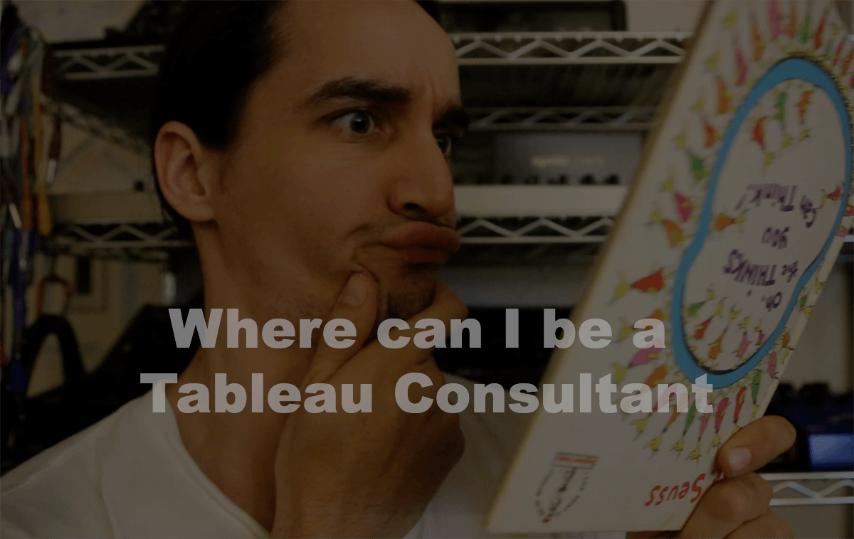 where can i be a tableau freelance expert