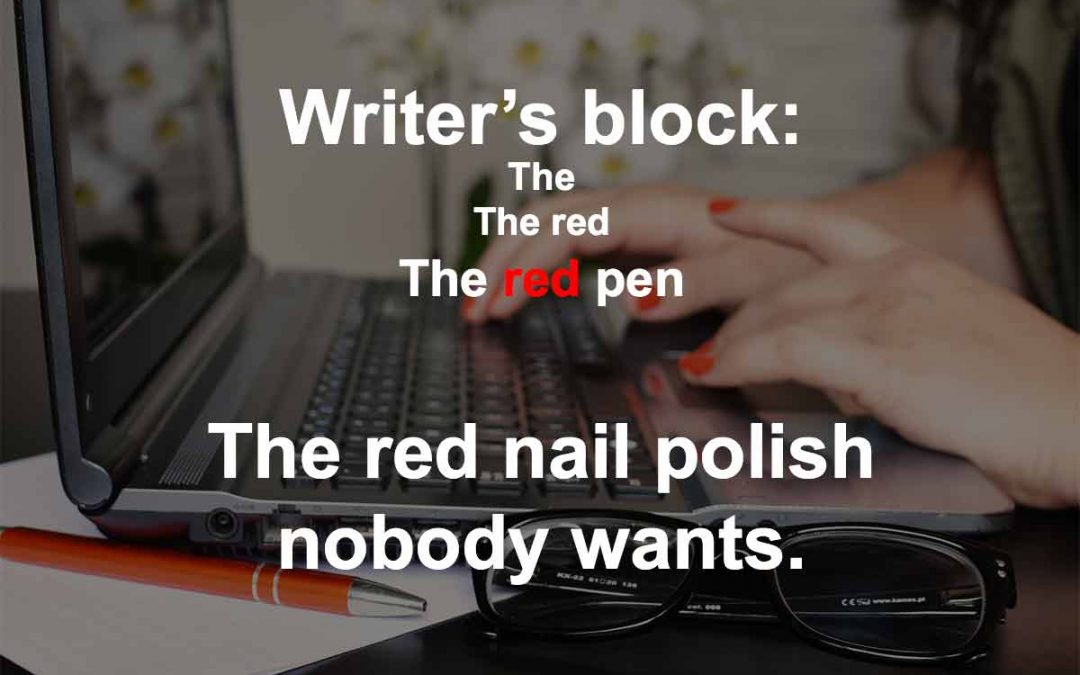 How to Get Rid of Writer's Block – Tyler's Methodology – A Very Long Read